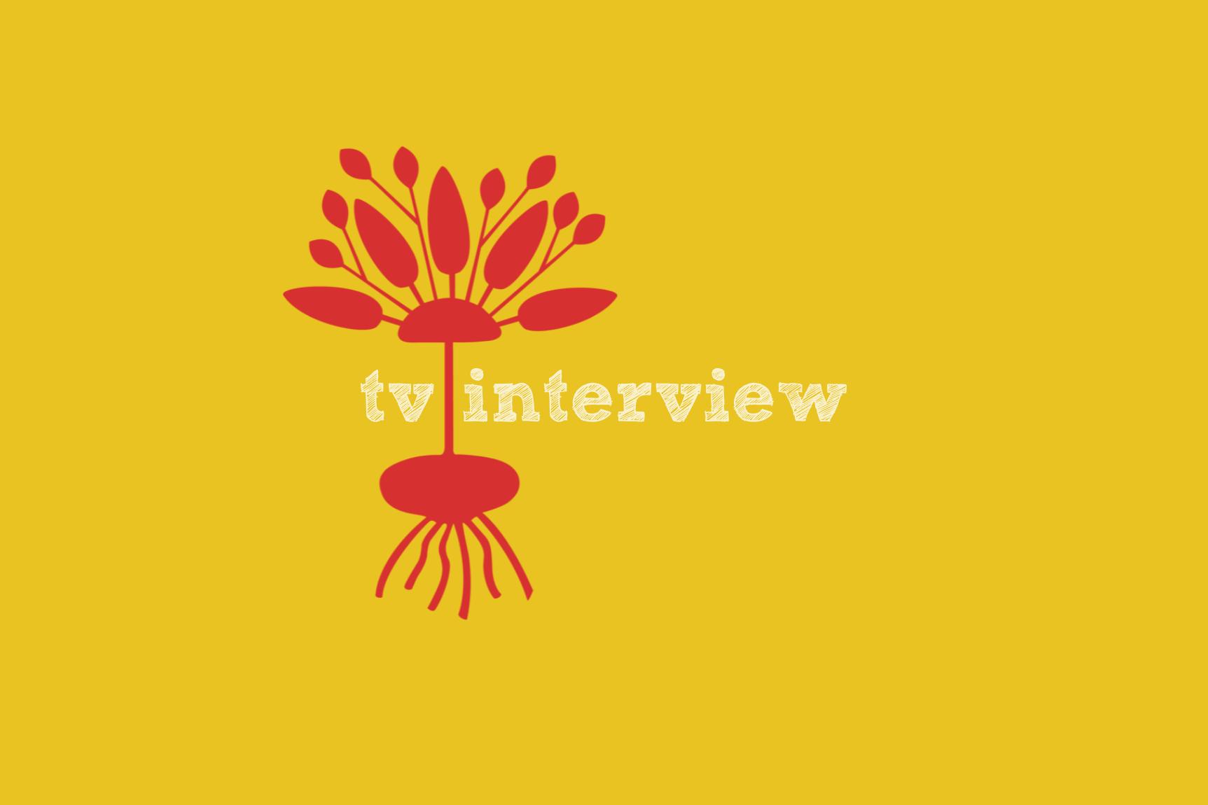 tv interview persoonlijke ontwikkeling
